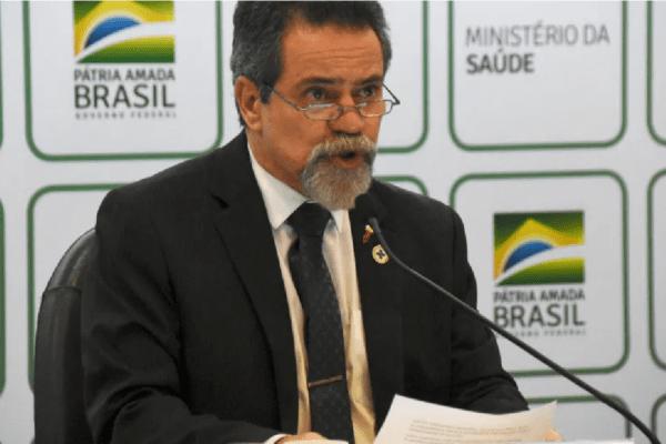Élcio Franco é exonerado do cargo de secretário-executivo do Ministério da Saúde