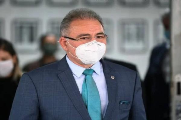 Governo irá distribuir 11 milhões doses de vacinas na próxima semana, diz Queiroga