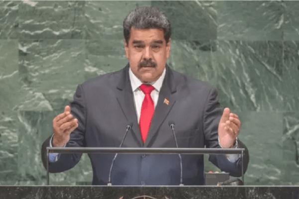 Maduro tem página do Facebook suspensa por Fake News sobre a Covid-19