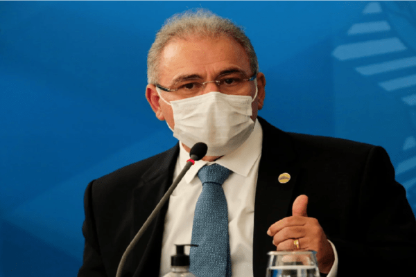 """Ministro da saúde: """"O Governo está fazendo tudo o que pode"""""""