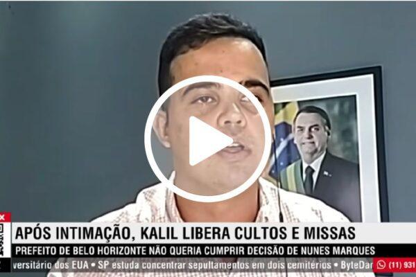 """Cabo Junio Amaral sobre Gilmar Mendes: """"É uma vergonha para o judiciário brasileiro"""""""