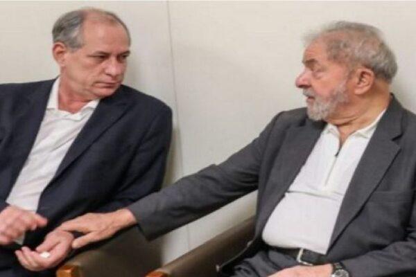 """Ciro Gomes pede que Lula seja """"generoso"""" e não se candidate em 2022"""