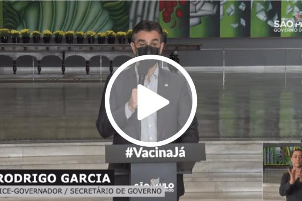 Governo de São Paulo libera reabertura do comércio e cultos religiosos presenciais a partir de domingo