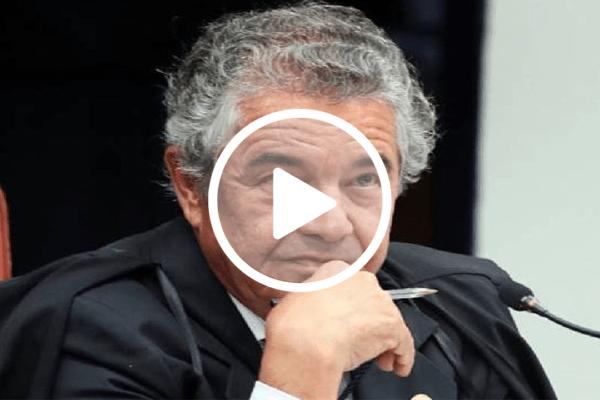 Marco Aurélio libera retomada do julgamento sobre suspeição de Moro