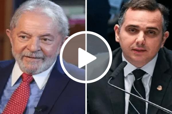 Após articulação do PT, Rodrigo Pacheco se encontrará com Lula na quinta-feira