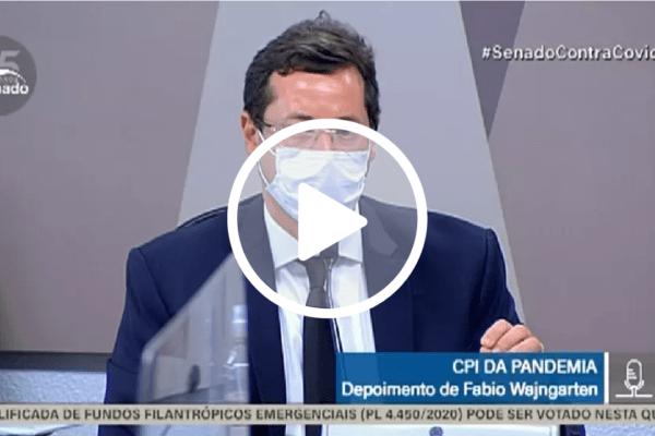 Áudio divulgado pela revista Veja confirma versão de Fabio Wajngarten