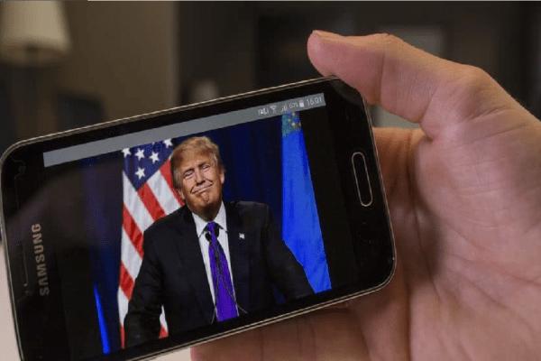 Banido do Facebook e Twitter, Donald Trump lança sua própria rede social