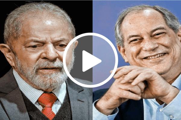 """Ciro Gomes: """"Lula deu pouco aos pobres e muito aos ricos"""""""