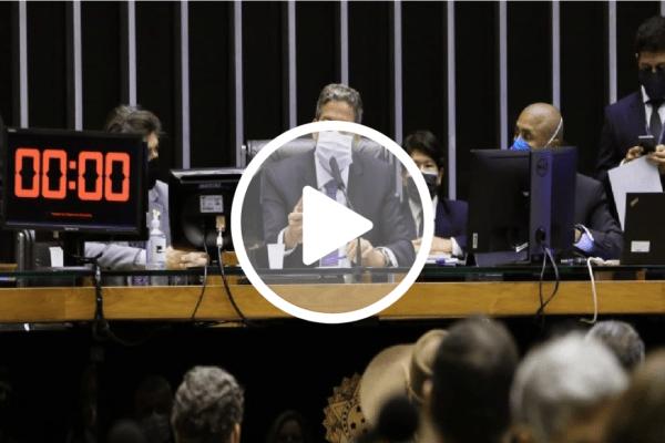 Comissão que trata do voto auditável é instalada na Câmara dos Deputados