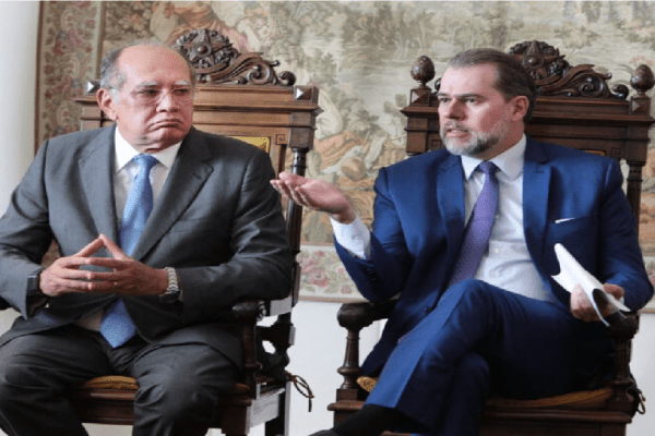 Gilmar Mendes e Dias Toffoli votam para Censo ser feito apenas em 2022