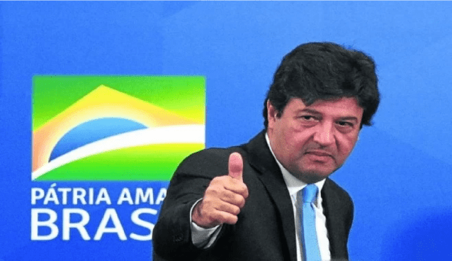 Mandetta ao defender terceira via diz que Bolsonaro perde no primeiro turno