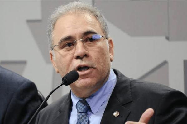 Marcelo Queiroga desmente Doria e nega crise diplomática com a China