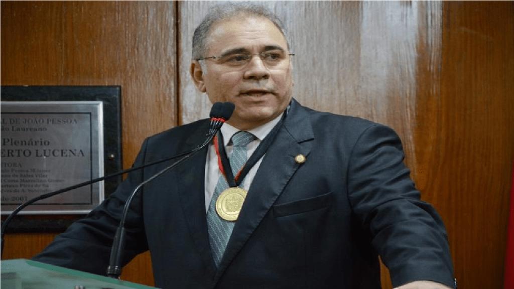 Marcelo Queiroga sobre governo Bolsonaro: 'Não tolera corrupção'