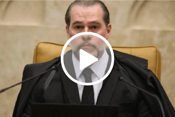 Ministros do STF dizem que pedido da PF para investigar Dias Toffoli