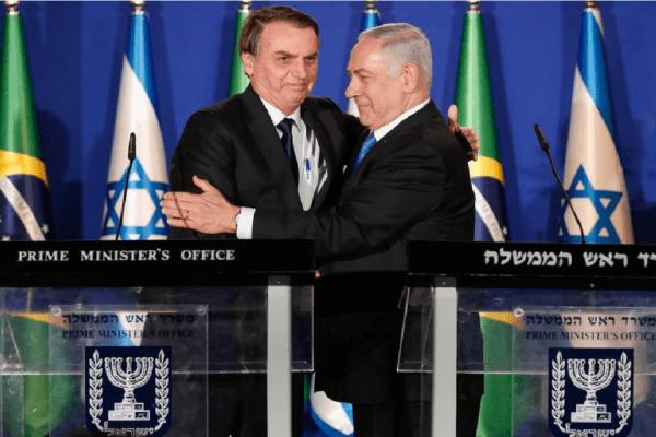 Presidente Bolsonaro sai em defesa de Israel e condena ataque a Judeus