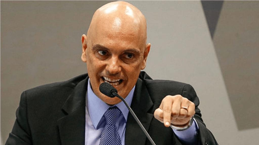 STF desmente fake news e diz que Alexandre de Moraes não ameaçou prender Bolsonaro