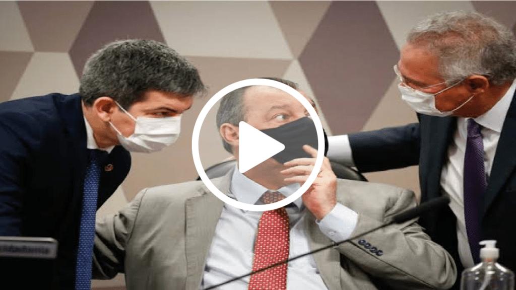CPI aprova quebra de sigilos de Pazuello, Filipe Martins e Nise Yamaguchi