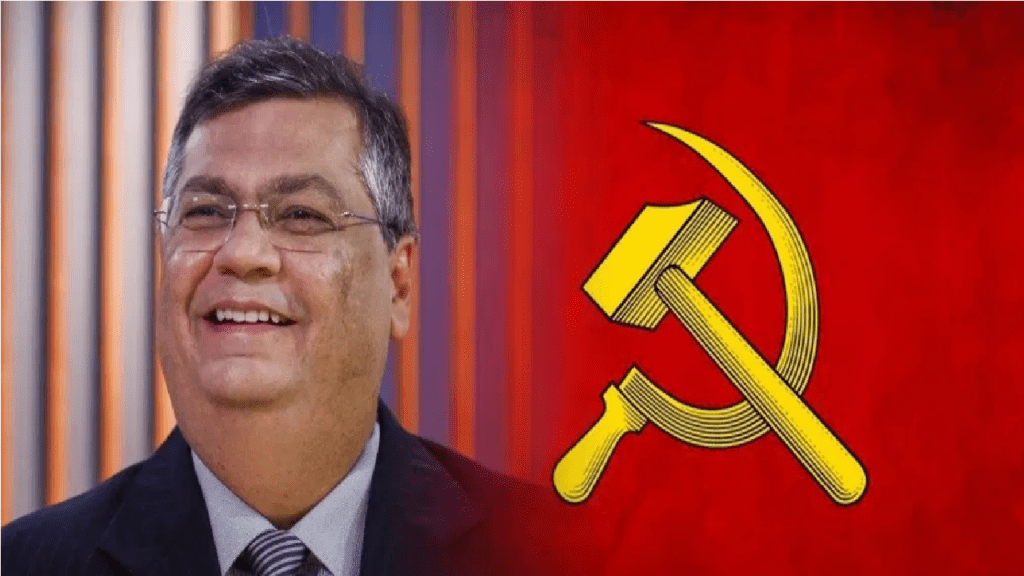 Governador comunista do Maranhão oferece mingua de milho para quem tomar vacina