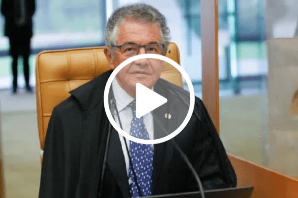 Marco Aurélio diz que CPI é palco político