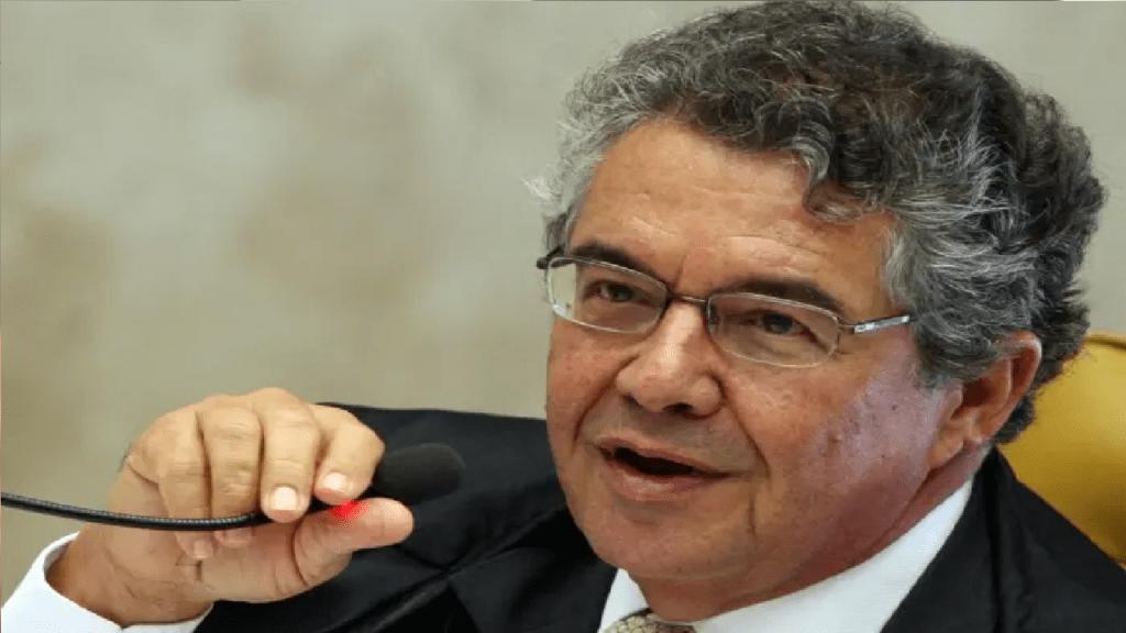 Marco Aurélio diz que STF está invadindo competência de outros Poderes