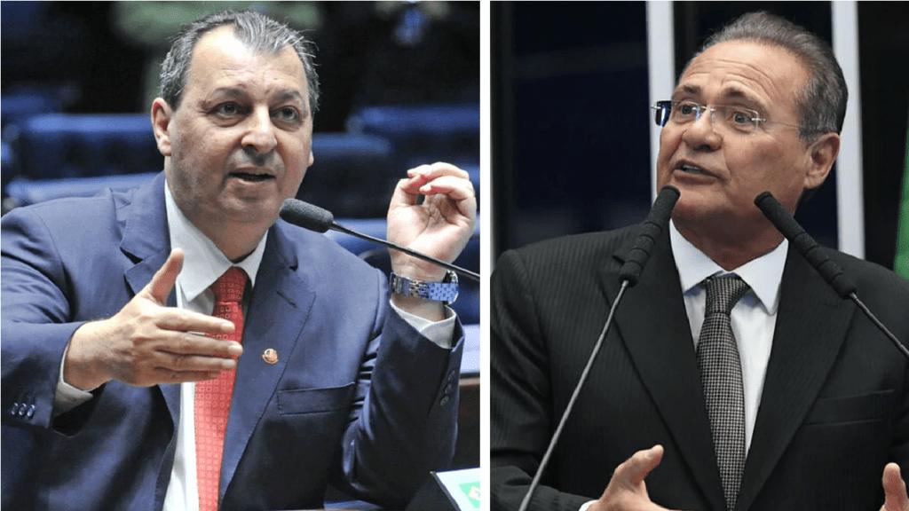 Omar Aziz e Renan Calheiros serão processados por violência contra dra. Nise Yamaguchi