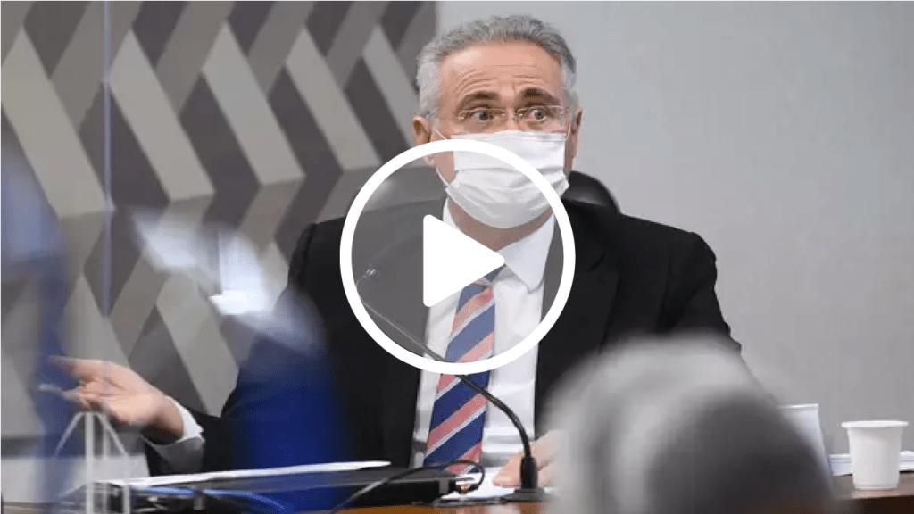Renan Calheiros apoia decisão de Rosa Weber sobre Wilson Lima