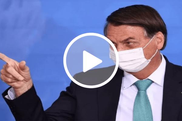 Bolsonaro diz que vai comprovar fraudes nas eleições na live de quinta-feira