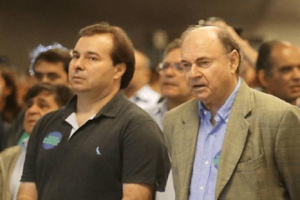 Pai de Rodrigo Maia quer ser governador do Rio de Janeiro