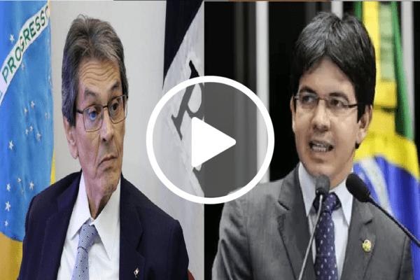 Roberto Jefferson reage após incitação de Randolfe Rodrigues contra Bolsonaro
