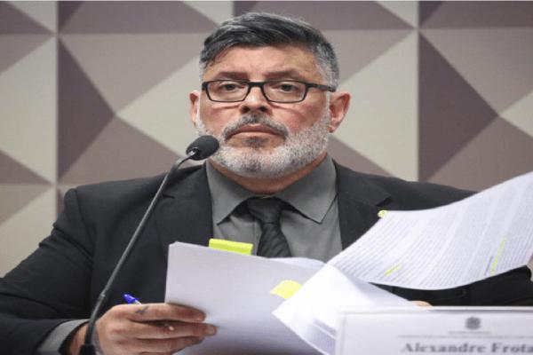 Alexandre Frota pede exigência do passaporte sanitário na Câmara dos Deputados