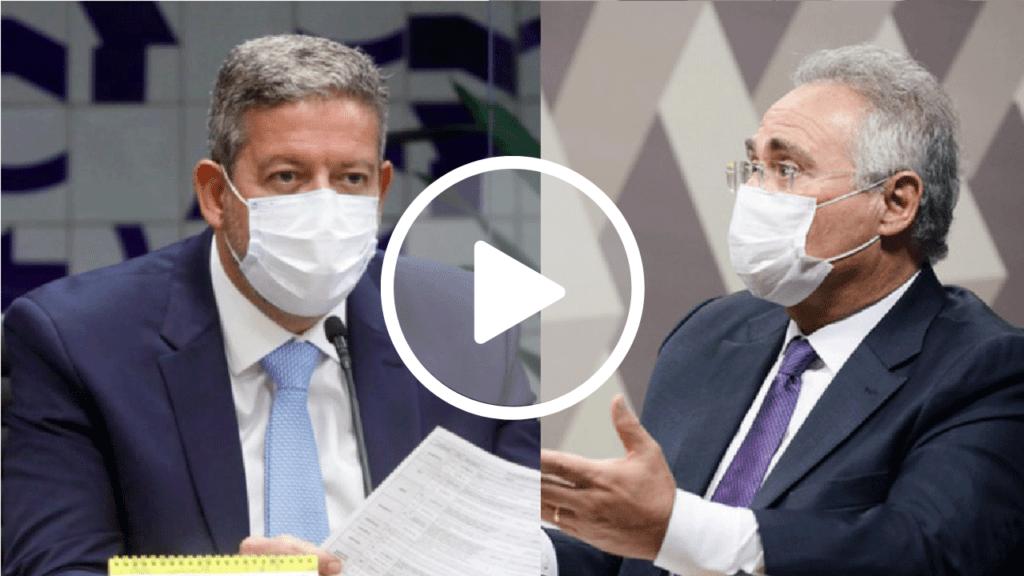 Arthur Lira critica Renan Calheiros por proposta de alteração na Lei do Impeachment