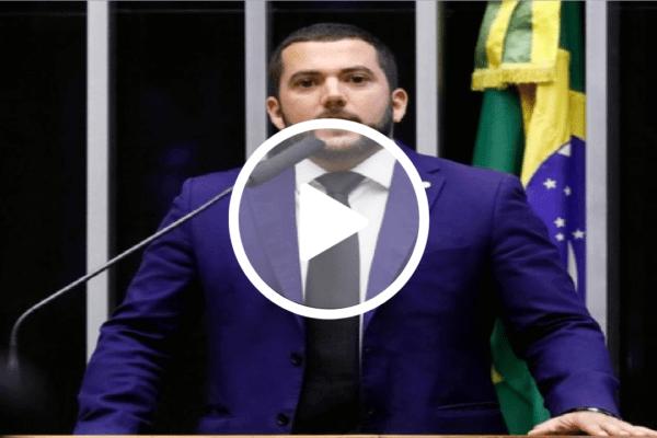 Carlos Jordy faz apelo a Arthur Lira contra prisão política de Daniel Silveira