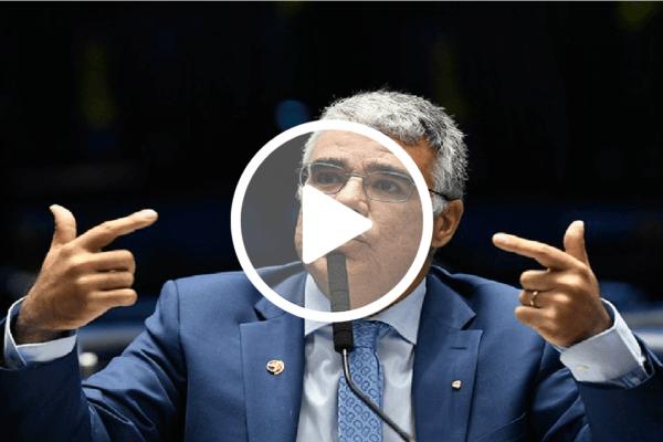 """Eduardo Girão rejeita retirada de direitos políticos de policiais e juízes: """"Tapa na cara da sociedade"""""""