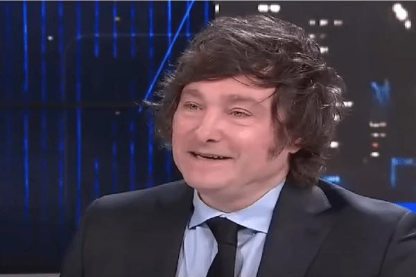Fenômeno na eleição argentina admira Trump e Bolsonaro