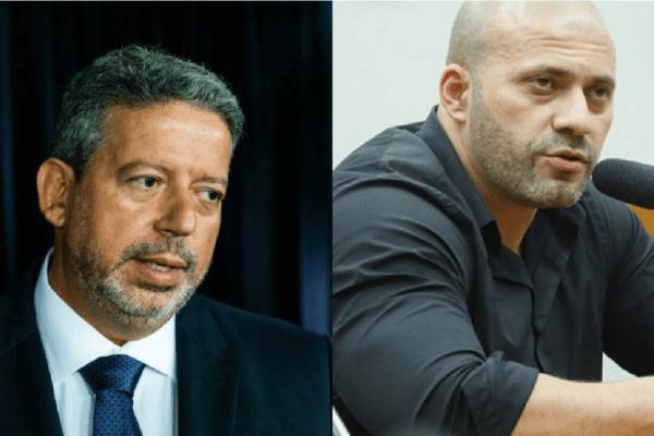 Arthur Lira avalia pautar revogação da prisão de Daniel Silveira